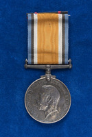 British War Medal awarded to Sister A. Fitzgerald