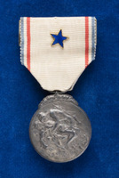 Alice Fitzgerald's French Medal of Recognition