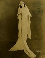 Photograph of Carmela Ponselle as Dalila in Saint-Saëns's Samson et Dalila
