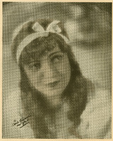 Photograph as the title role in Verdi's Luisa Miller