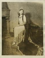 Photograph as Fiora in Montemezzi's L'Amore dei Tre Re