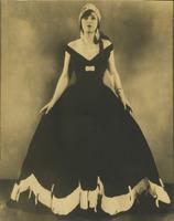 Photograph as Violetta in Verdi's La Traviata