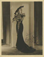 Rosa Ponselle as the title role in Bizet's Carmen