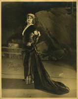 Photograph as Mathilde in Rossini's Guillaume Tell