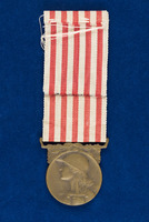 Alice Fitzgerald's French Medal Commemorative of the Great War