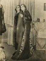 "Photograph of Rosa and Carmela Ponselle for press for ""La Gioconda"""