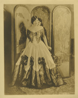 Photograph as Violetta in La Traviata