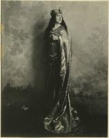 Photograph of Carmela Ponselle as Amneris in Verdi's Aida