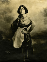Rosa Ponselle as Santuzza in Cavalleria Rusticana