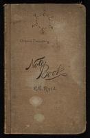 E. Emmet Reid Notebooks