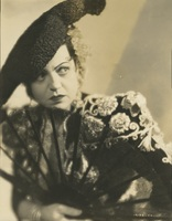 Photograph of Rosa Ponselle as Carmen in 1937
