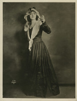 Photograph as Madeleine in Giordano's Andrea Chenier