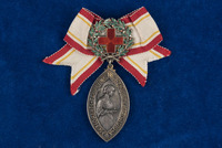 Alice Fitzgerald's International Red Cross Florence Nightingale Award