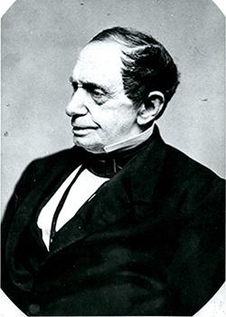 Portrait of Johns Hopkins